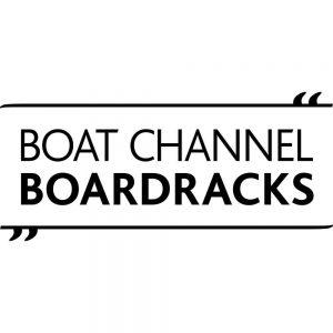 Boat Channel Boardracks
