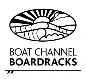 Boat Channel Boardracks